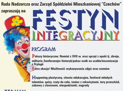 Festyn Integracyjny już 1 września!