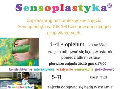 Sensoplastyka dla dzieci do 10 roku życia