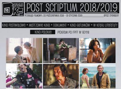 Post Scriptum 2018/2019