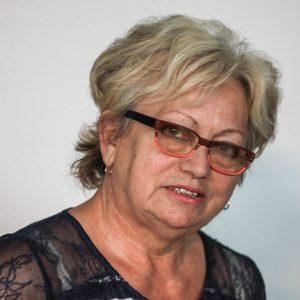 Grażyna Bronisz, inspektor ds. administracyjnych