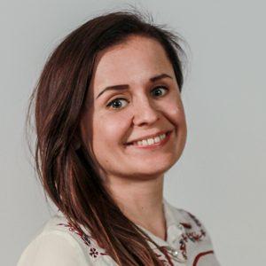 Małgorzata Kruszyńska, kierowniczka programowa