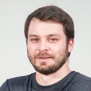 Maciej Wójtowicz, kierownik ds. administracyjnych