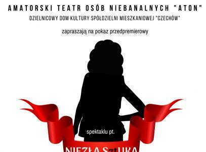 """Premiera """"Niezła SztUKA"""" czerwiec 2018"""