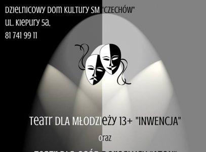Spotkania organizacyjne Teatru Inwencja i Teatru Aton