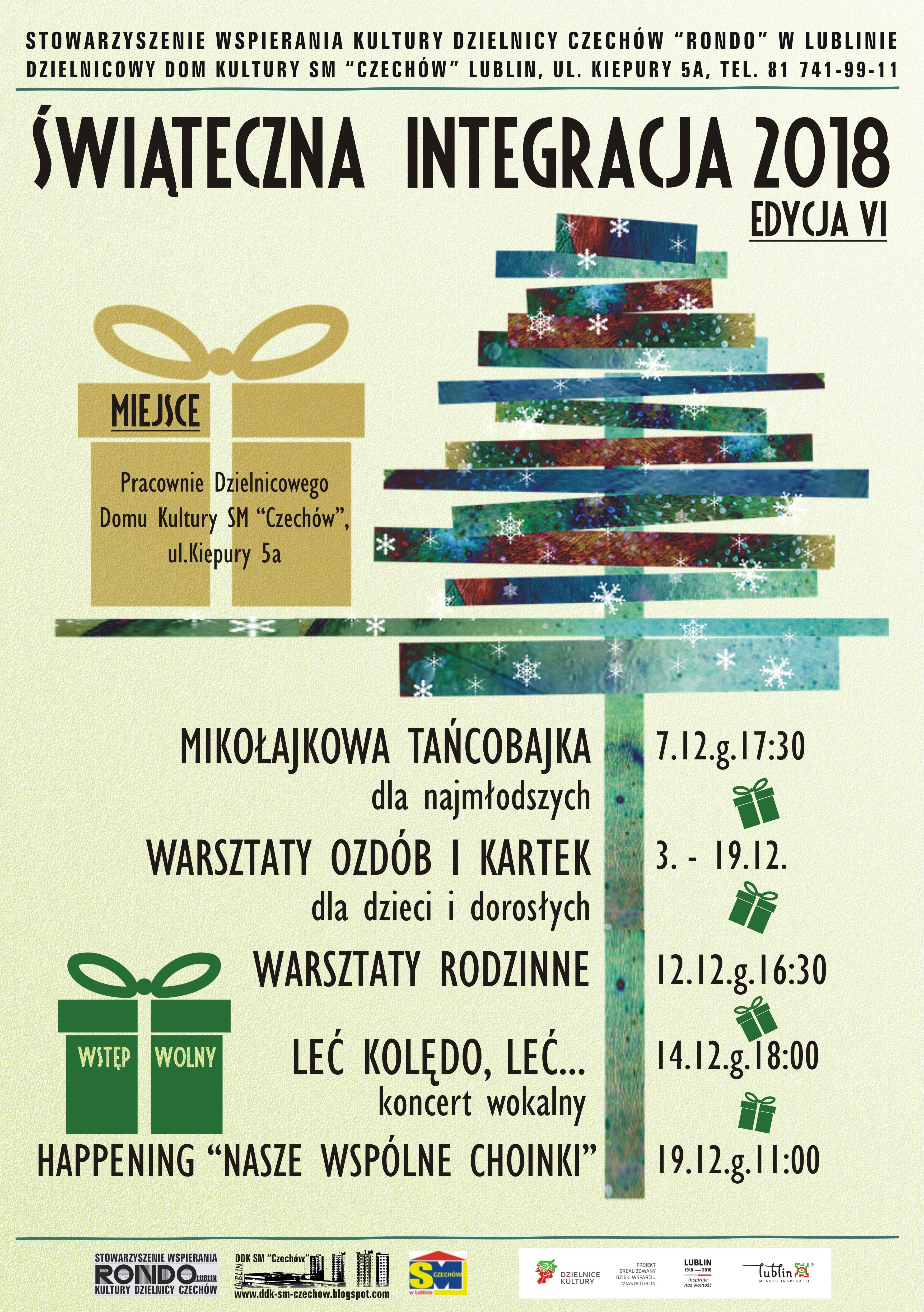 Świąteczna Integracja edycja VI