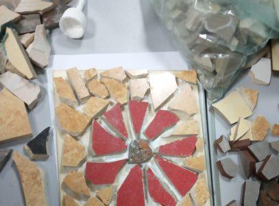 Warsztaty mozaiki