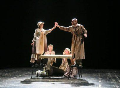 Sukces Teatru Tańca Perfekt na Scenie Młodych 2019