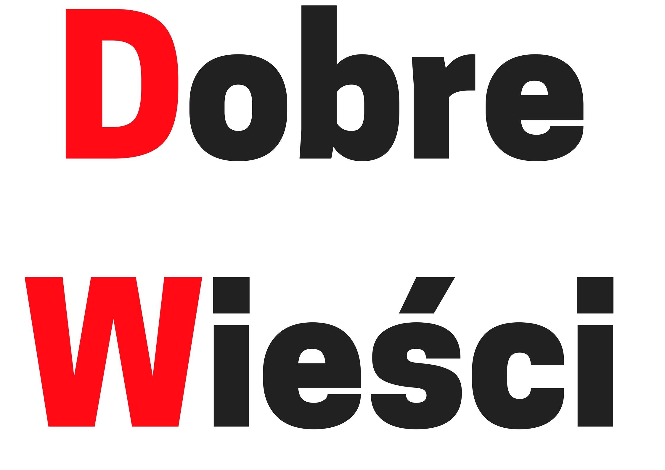 """""""Dobre Wieści"""" nascenie DDK"""
