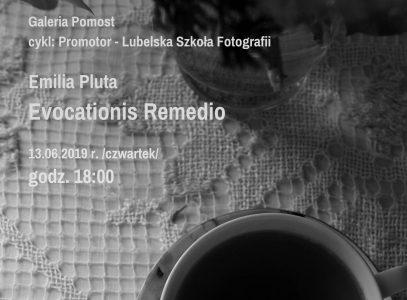 "Wystawa ""Evocationis Remedio"" wGalerii Pomost"