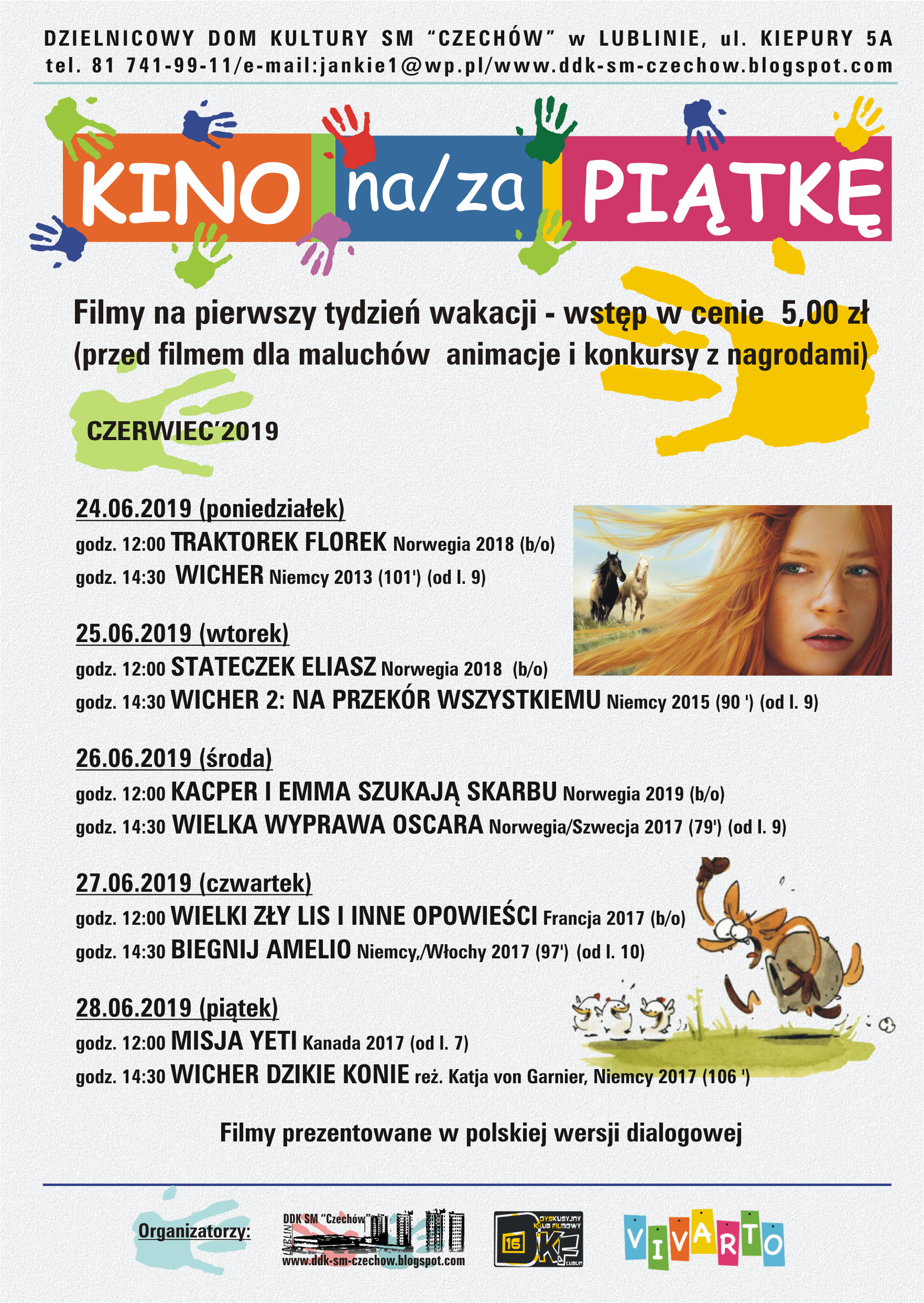 Kino na/za 5