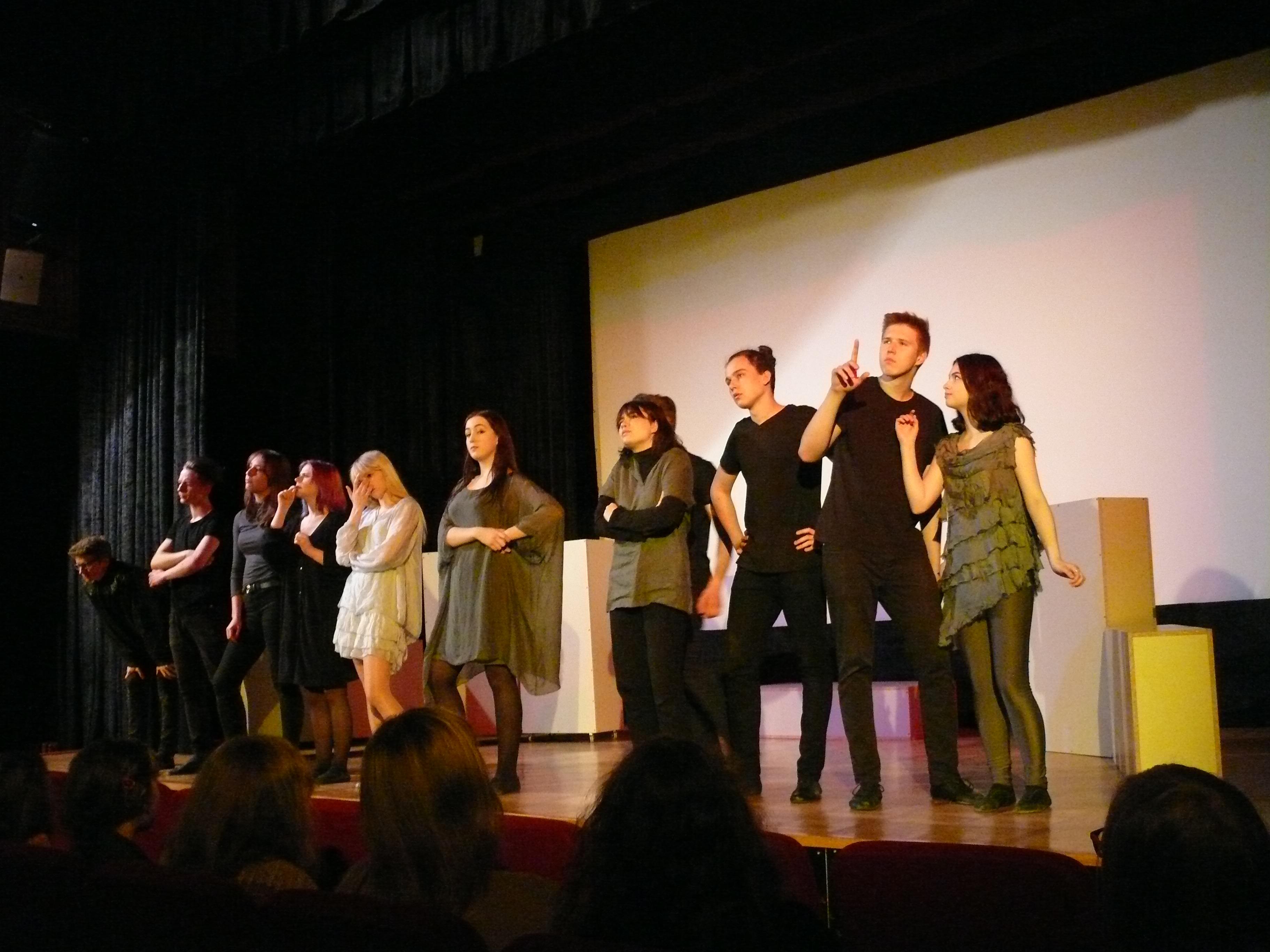 Fotorelacja z Przeglądu SEZON 2019 w kategorii teatralnej