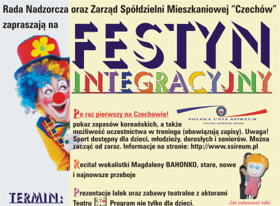 Festyn Integracyjny