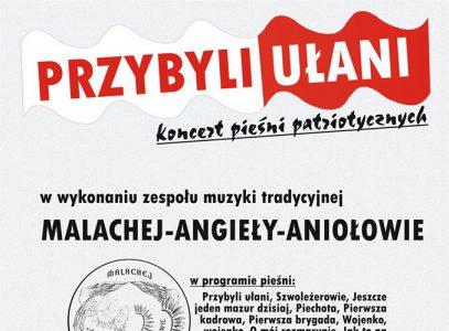 Przybyli Ułani. Koncert pieśni patriotycznych