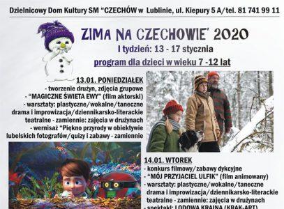 Iturnus Zimy naCzechowie 2020