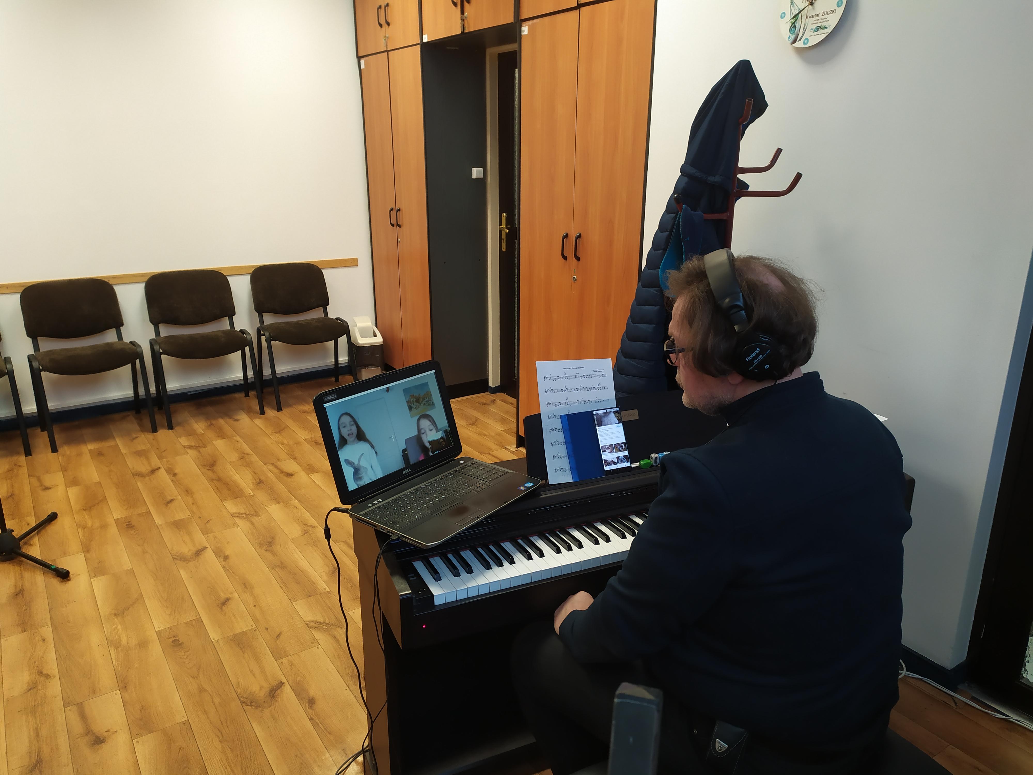 Zajęcia muzyczne online