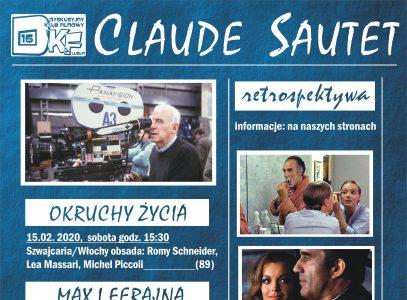"""DKF """"16"""" – Retrospektywa Claude'a Sauteta"""