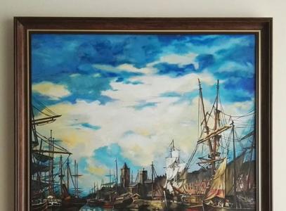 Malarstwo olejne