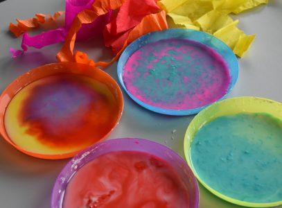 Kolorowe eksperymenty