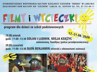 Filmy iwycieczki – 17-21.08.2020 r.
