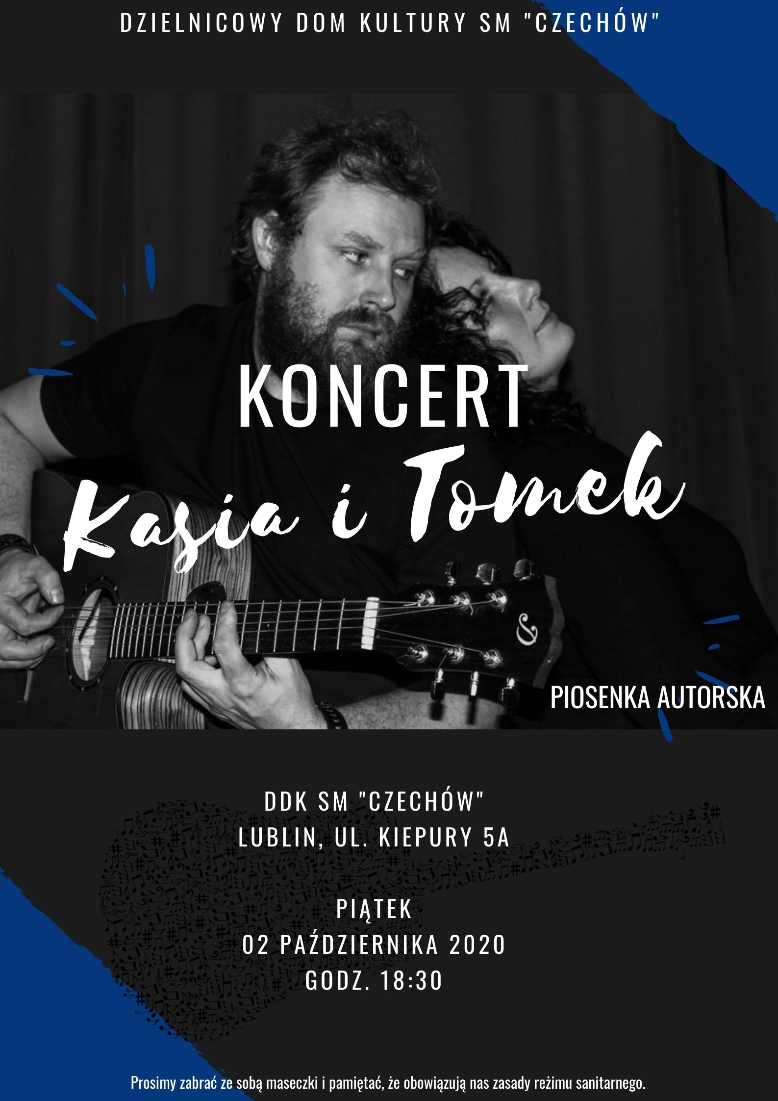 "Koncert duetu ""Kasia iTomek"""