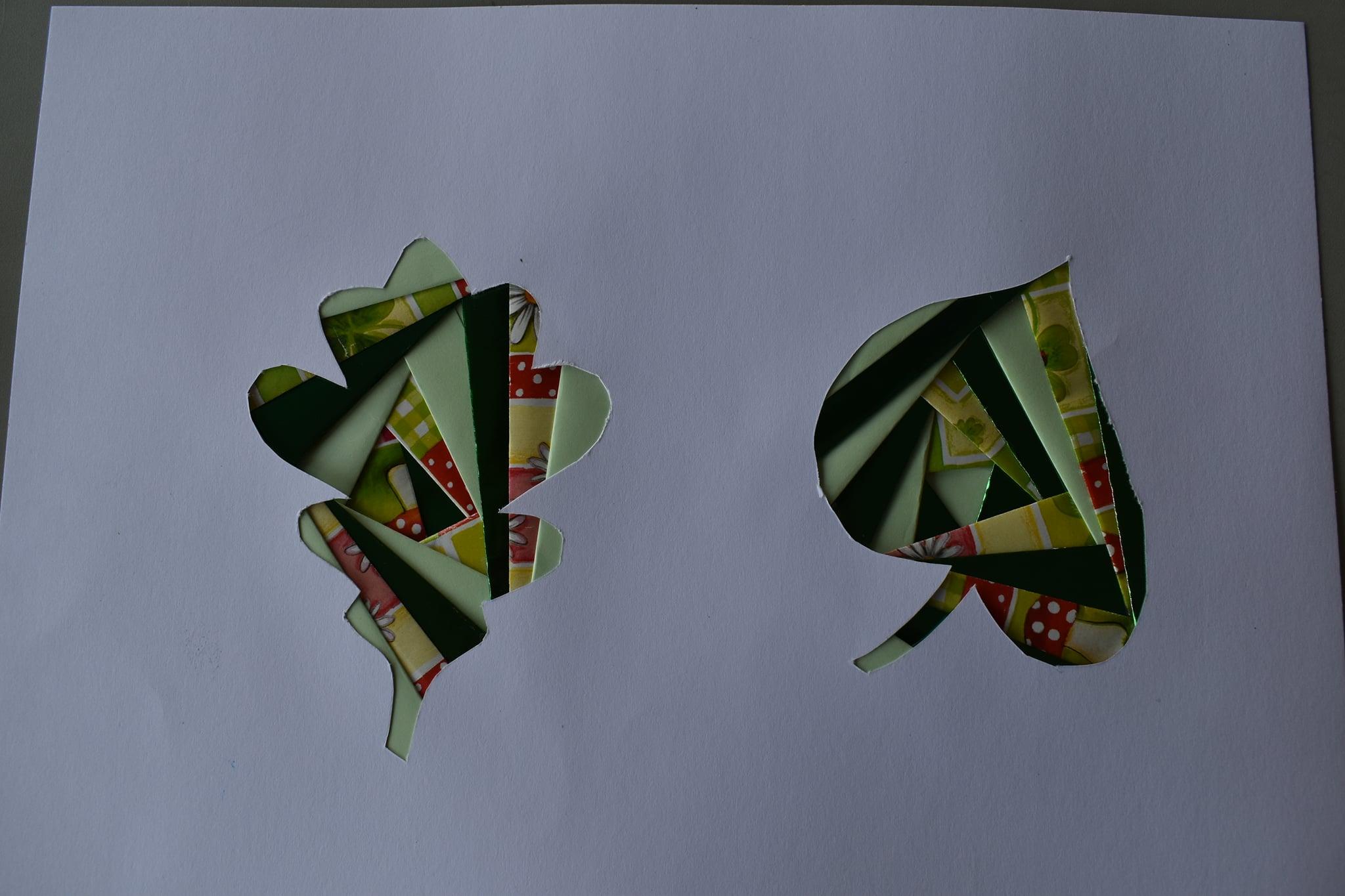 Iris folding – zajęcia manualne