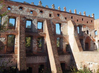 Uroki Lubelskiego – Zamek wKrupem