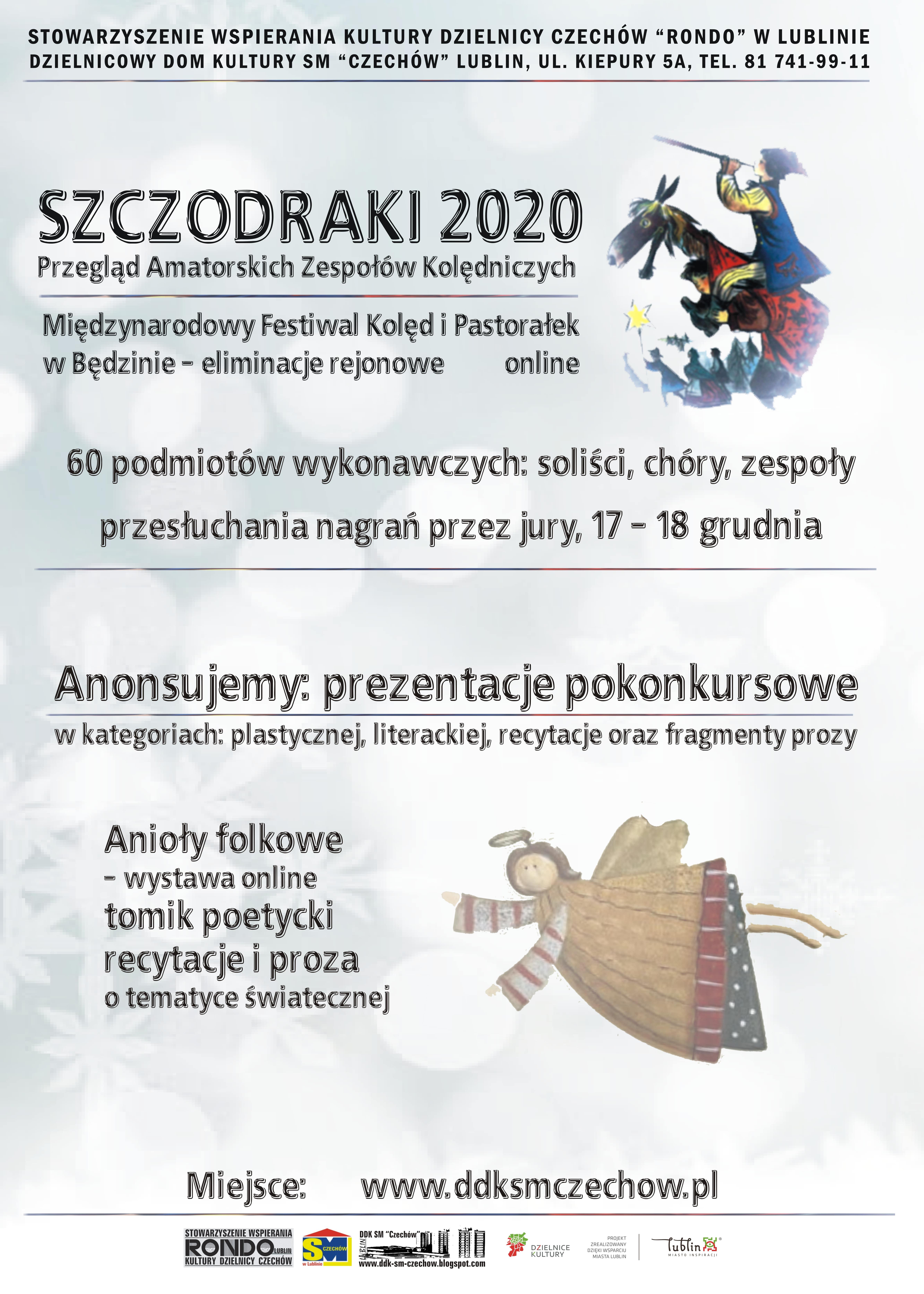 Szczodraki 2020