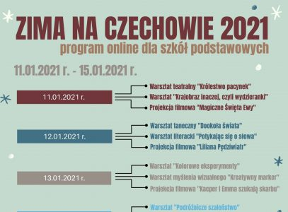 Zima naCzechowie 2021 zanami!