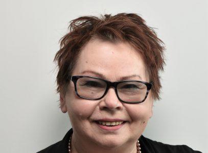 Maryla Wosik, kuratorka Galerii Pomost