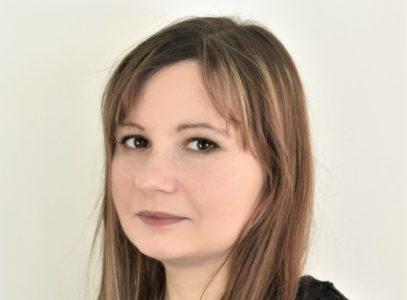 Monika Matysiak, instruktorka zajęć rękodzielniczo-plastycznych